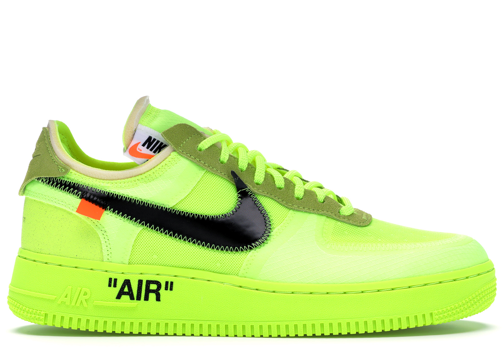 nike air force 1 off white