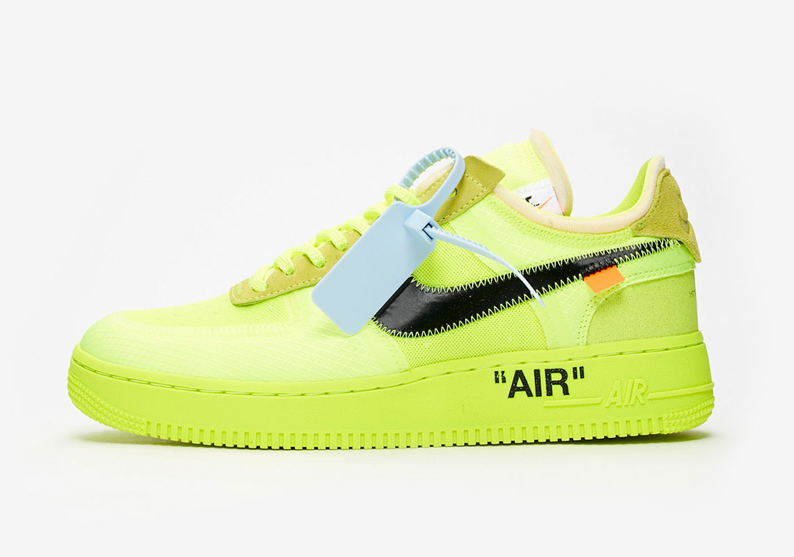 nike off white air force 1