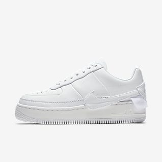 nike shoes in white